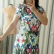 Одежда ручной работы. Ярмарка Мастеров - ручная работа платье женское. Handmade.