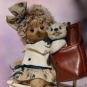 Куклы и игрушки ручной работы. Ярмарка Мастеров - ручная работа Кнопины заботы. Handmade.