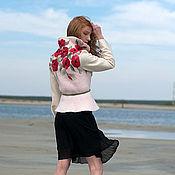 """Одежда ручной работы. Ярмарка Мастеров - ручная работа Жакет """"СТРАСТЬ"""". Handmade."""