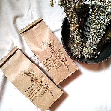Материалы для творчества ручной работы. Ярмарка Мастеров - ручная работа Травы: лесной чай. Handmade.