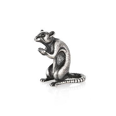 """Сувениры и подарки ручной работы. Ярмарка Мастеров - ручная работа Сувениры: """"Крыса миниатюрная"""". Handmade."""
