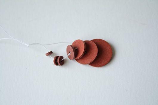 Куклы и игрушки ручной работы. Ярмарка Мастеров - ручная работа. Купить Диски fibre (Германия) 6, 9, 12, 15, 18, 22, 25 мм. Handmade.