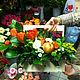 Подарочная упаковка ручной работы. Ящик для цветов #4 деревянный, заготовка. Столярка-магазин Михаила Вишнякова (Laporte). Ярмарка Мастеров.