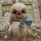 """Куклы и игрушки ручной работы. Ярмарка Мастеров - ручная работа Малышка -Тедди """"Лулу"""". Handmade."""