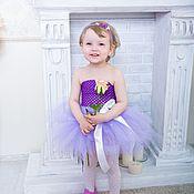 Работы для детей, ручной работы. Ярмарка Мастеров - ручная работа Пышное платье для девочки. Handmade.