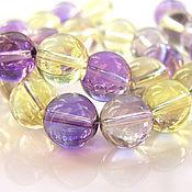 Beads1 handmade. Livemaster - original item Ametrine beads ball. Handmade.