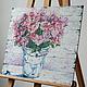 Картины цветов ручной работы. Цветы любви. K&ART. Ярмарка Мастеров. Салатовый, роскошные розы, эксклюзив
