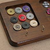 Ключницы ручной работы. Ярмарка Мастеров - ручная работа Ключница, деревянная ключница. Handmade.