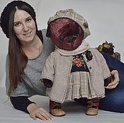 Куклы и игрушки handmade. Livemaster - original item Copy of Copy of Lyudohka. Handmade.
