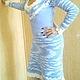 """Платья ручной работы. платье """"8 января"""". Журавлева Анна. Ярмарка Мастеров."""