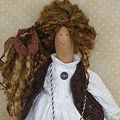 Куклы и игрушки ручной работы. Ярмарка Мастеров - ручная работа Тильда Кукла в стиле Тильда Кофейная Тильда. Handmade.