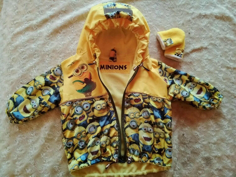 Куртка Миньон, Одежда, Истра, Фото №1