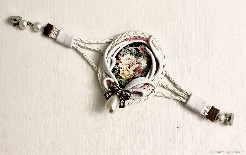 Bracelet Nostalgia, Hard bracelet, Kaluga,  Фото №1