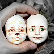Куклы и игрушки ручной работы. Ярмарка Мастеров - ручная работа Кукольная заготовка №42. Handmade.