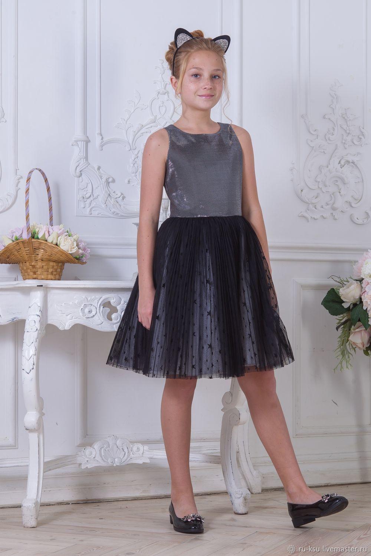 61e83f36e0355fa Купить Детские платья · Одежда для девочек, ручной работы. Детские платья  на выпускной. 'Рюши Ксюши'