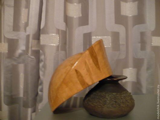 Манекены ручной работы. Ярмарка Мастеров - ручная работа. Купить 176 Болванка - Таблетка ассиметр.. Handmade. Шляпка, неординарная шляпка