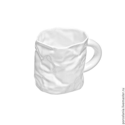 Кофейная чашка. мятая коллекция. 150мл, стоимость-700р.  Высота чашки — 7.5 см. Диаметр чашки — 6.5 см.     140 мл.