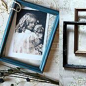 Сувениры и подарки handmade. Livemaster - original item Photo frames FROM THE CHEST. Idea for gift.. Handmade.