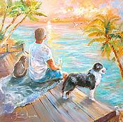 Картины и панно handmade. Livemaster - original item Dream - oil painting. Handmade.