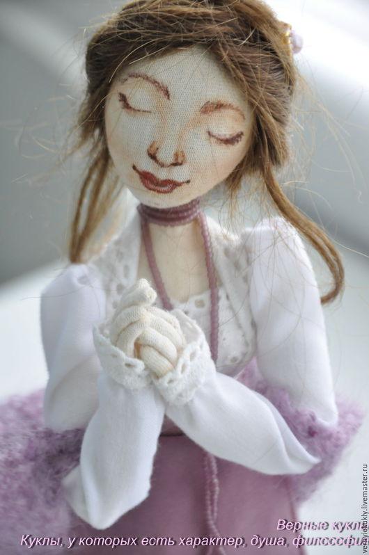 Коллекционные куклы ручной работы. Ярмарка Мастеров - ручная работа. Купить Кукла Любовь. Handmade. Кукла ручной работы, подарок