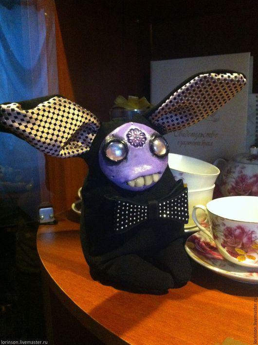 Игрушки животные, ручной работы. Ярмарка Мастеров - ручная работа. Купить Пыльный кролик по мотивам The Maker (Аманды Спейд). Handmade.