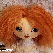 Куклы и игрушки ручной работы. Ярмарка Мастеров - ручная работа Текстильная кукла Ангел Руфина .. Handmade.