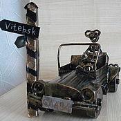 Сувениры и подарки handmade. Livemaster - original item Traveler. Handmade.