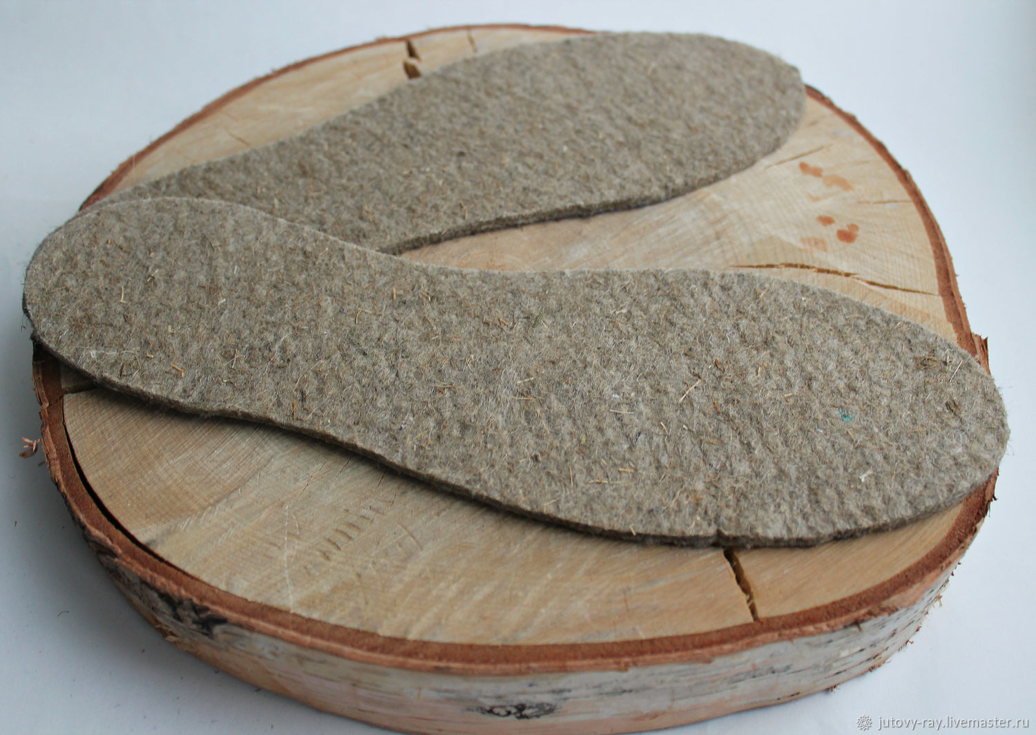 Insoles made from 100% linen 'Linen', Shoe accessories, Vologda,  Фото №1