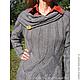 Модный тренд - одинаковая одежда для мамы и дочки Два шикарных теплых свитера.