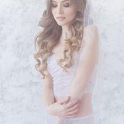 Одежда ручной работы. Ярмарка Мастеров - ручная работа Кружевное нижнее белье для невесты. Handmade.