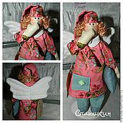 Куклы и игрушки ручной работы. Ярмарка Мастеров - ручная работа Сонный агел. Handmade.