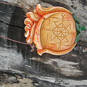 Фен-шуй и эзотерика handmade. Livemaster - original item Passion flower. Handmade.