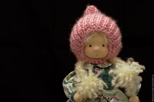 Вальдорфская игрушка ручной работы. Ярмарка Мастеров - ручная работа. Купить Катюшка. Handmade. Комбинированный, текстильная кукла, вальдорфская игрушка