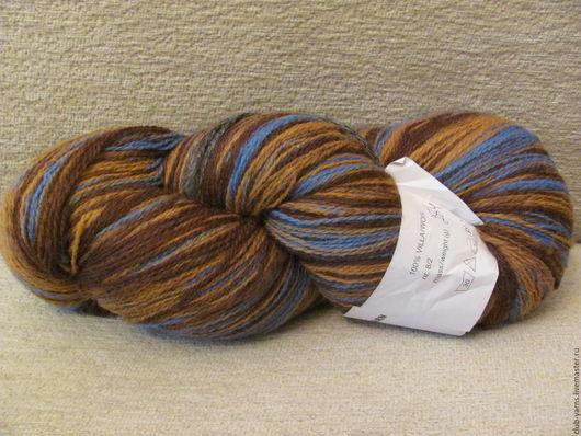 Kauni Artistic Brown-Blue 8/2 - 400 м в 100 гр В наличии, пасмы гр: 194, 194, 194, 196, 208, 210, 216, 218