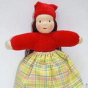 """Куклы и игрушки ручной работы. Ярмарка Мастеров - ручная работа Кукла """"Подружка"""". Handmade."""