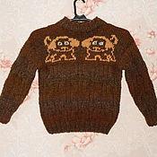 Одежда handmade. Livemaster - original item Sweater to order. True friends Zakharkov. Spokes.. Handmade.