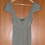 Винтаж handmade. Livemaster - original item Vintage clothing: Unusual dress by the French company Etincelle. Handmade.