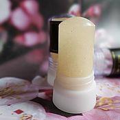 Deodorants handmade. Livemaster - original item Deodorant with TURMERIC