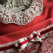 Работы для детей, ручной работы. Ярмарка Мастеров - ручная работа Платье ПЛТ 1038. Handmade.