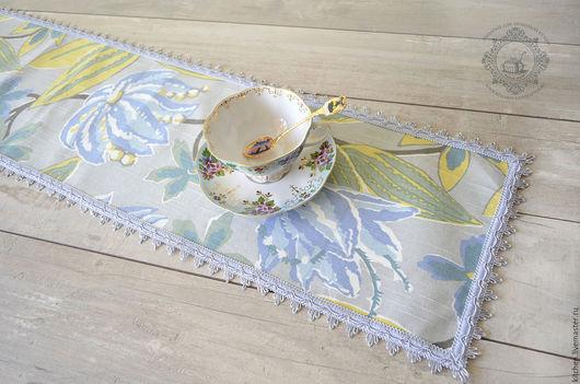 Текстиль, ковры ручной работы. Ярмарка Мастеров - ручная работа. Купить Дорожка на стол Экзотическая страна. Handmade. Дорожка на стол