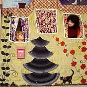 Куклы и игрушки ручной работы. Ярмарка Мастеров - ручная работа Ширма для домашнего театра. Handmade.