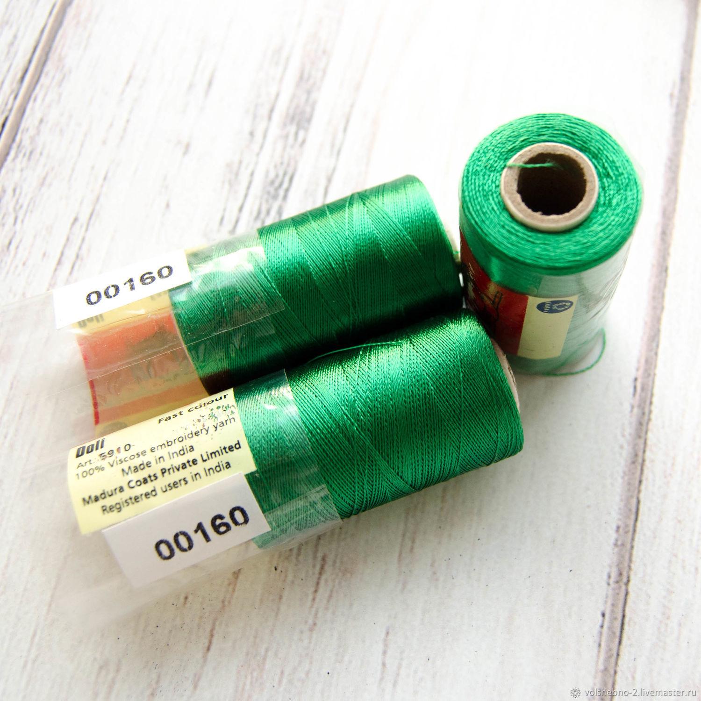 Вискозный шелк для вышивки