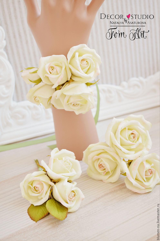 Букет невесты своими руками из фома