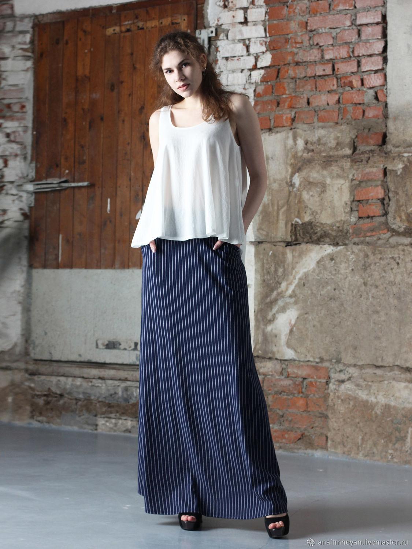 The floor-length skirt, Skirts, Moscow,  Фото №1