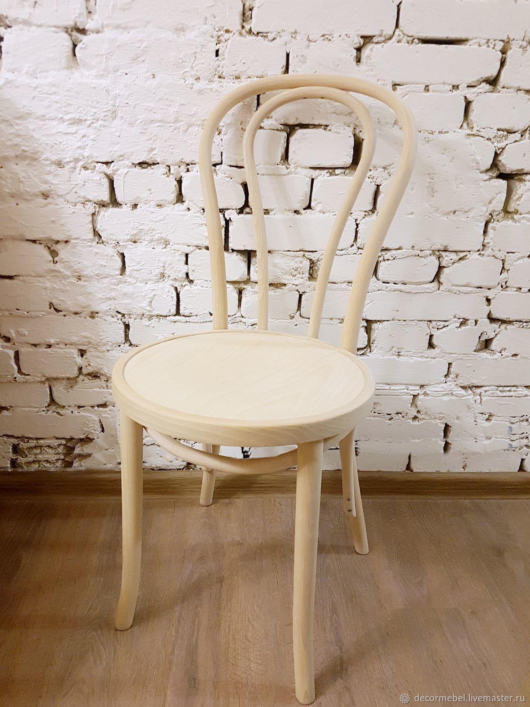 Венский стул натуральный цвет, Стулья, Москва,  Фото №1
