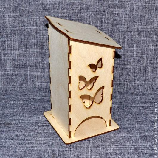 ЧД-02-001. Чайный домик `Три Бабочки`.