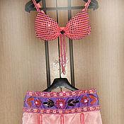 Одежда ручной работы. Ярмарка Мастеров - ручная работа Костюм для танца живота. Handmade.