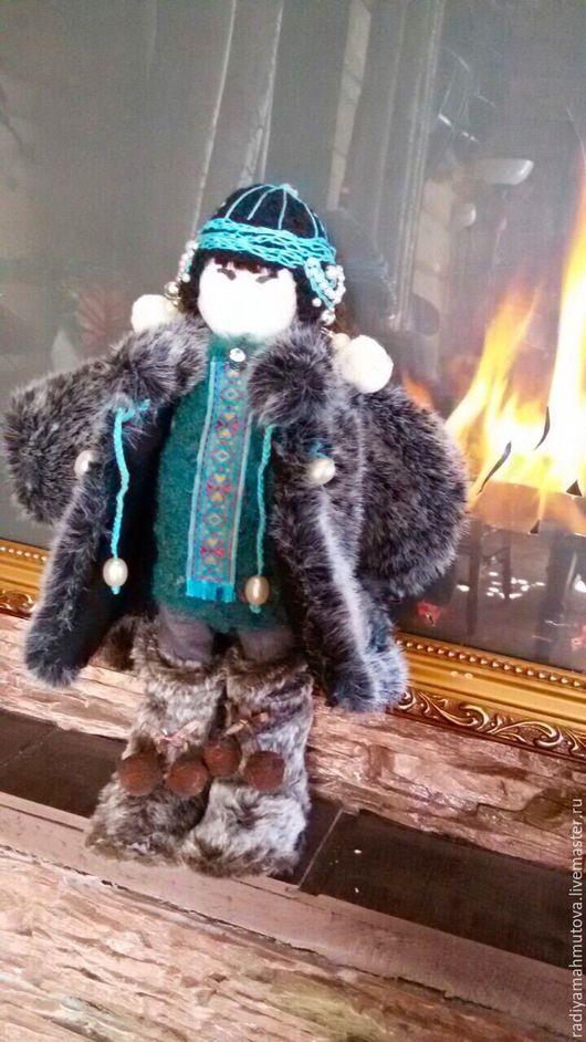 Коллекционные куклы ручной работы. Ярмарка Мастеров - ручная работа. Купить Северянка. Handmade. Комбинированный, народный костюм, интерьерная кукла