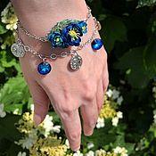 "Украшения handmade. Livemaster - original item Bracelet ""Nymphaea"". Handmade."