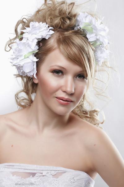Свадебные украшения ручной работы. Ярмарка Мастеров - ручная работа. Купить Лилии для прически невесты. Handmade. Заколка с лилией